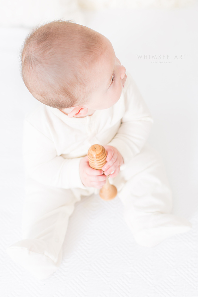 Little Hands | Roanoke Baby Photographers | Whimsee Art Photography