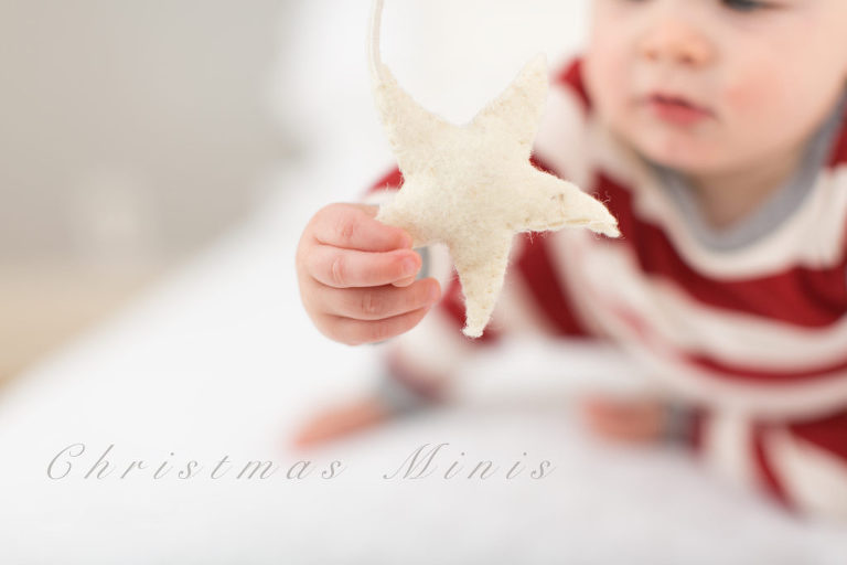 Christmas Minis | Roanoke Christmas Photography Session | Whimsee Art Photography
