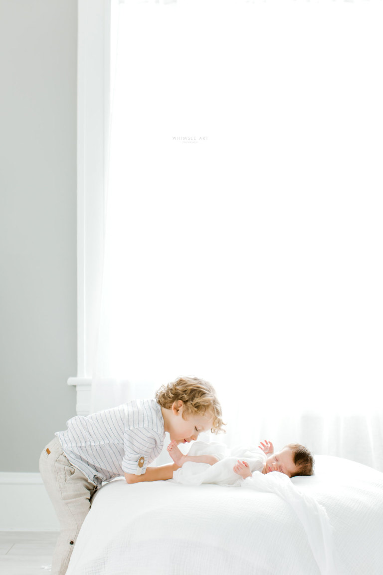Newborn Photography Roanoke | Roanoke Photographer | Bennett's Glimpse