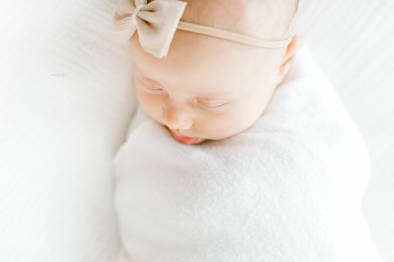 Sweet and Simple Newborn Session | Roanoke Newborn Photography | Roanoke Newborn Photographers